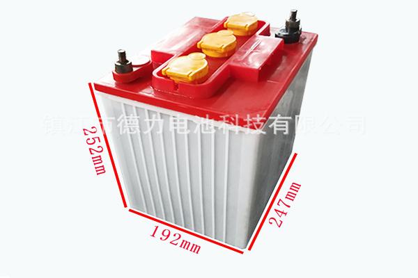 6V/3-D-210G 观光车蓄电池