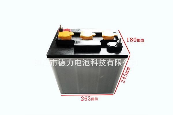 6V/3-D-180G  观光车蓄电池